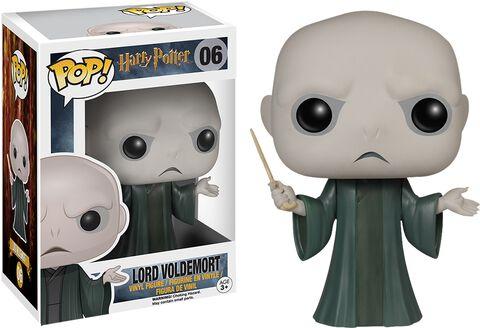 Figurine Toy Pop 06 - Harry Potter - Voldemort Avec Sa Baguette