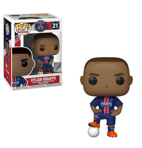 Figurine Funko Pop! N°21 - Football - Kylian Mbappé (psg)