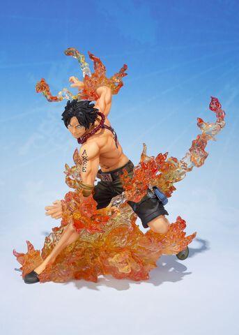 Statuette Figuarts Zero - One Piece - Ace Brother Bond