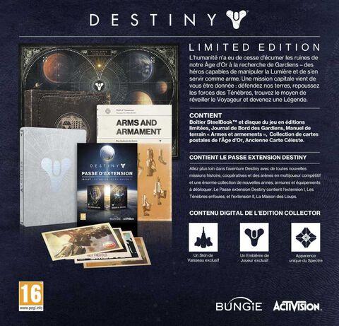 Destiny Edition Limitée