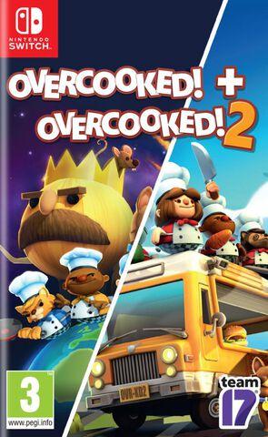 Overcooked! + Overcooked! 2