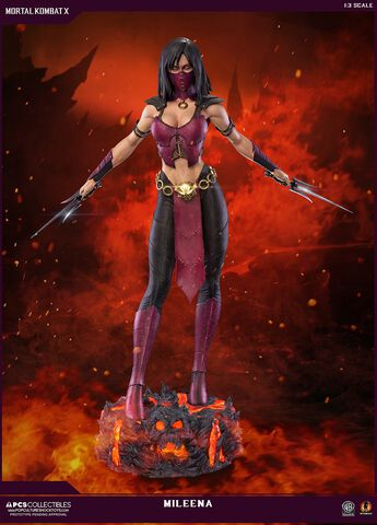 Statuette Pcs Collectibles - Mortal Kombat X - Mixed Media 1/3 Mileena