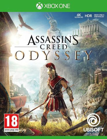 * Assassin's Creed Odyssey