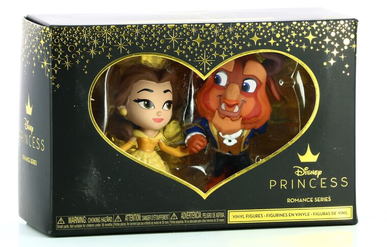 Figurines Funko Mini - Disney - Twin-pack Belle et Bête