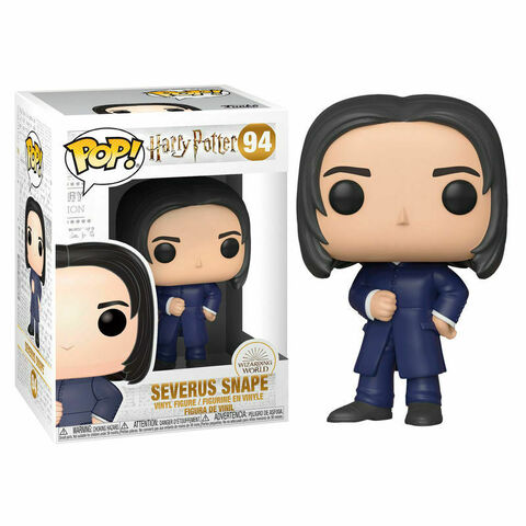 Figurine Funko Pop! N°94 - Harry Potter S8 - Severus Snape