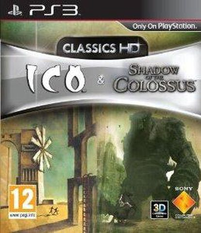 Pack Ico + Shadow Of The Colossus Hd