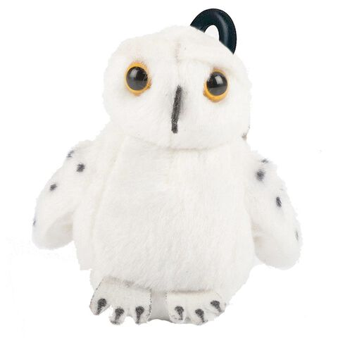 Mini Peluche Sonore - Harry Potter - Hedwig