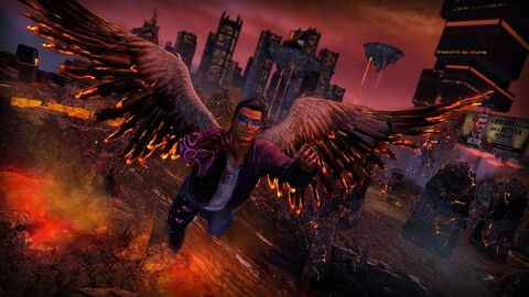 Saints Row IV Re Elected Edition