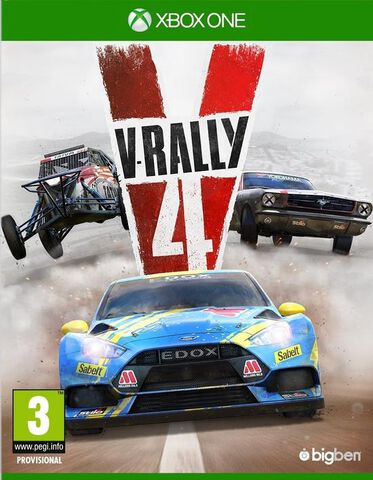 V Rally 4 Ultimate Edition Exclusivité Micromania