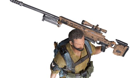 Figurine Ubicollectibles - The Division 2 - Brian Johnson