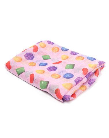 Écharpe - Candy Crush - Candy