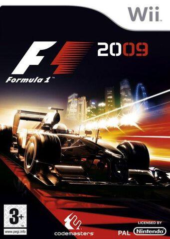 F1 2009 + Volant