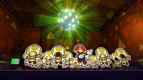 Précommande Paper Mario : The Origami King