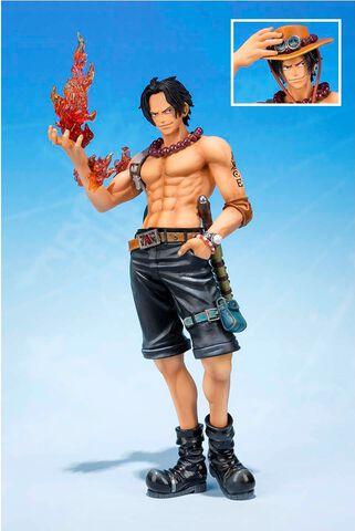 Figurine Figuarts One Piece Portugase D Ace 5th Anniversary