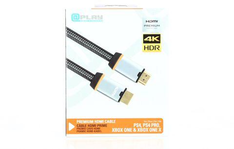 Plap câble Universel HDMI 4K 3 mètres