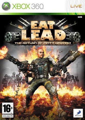 Eat Lead, The Return Of Matt Hazard