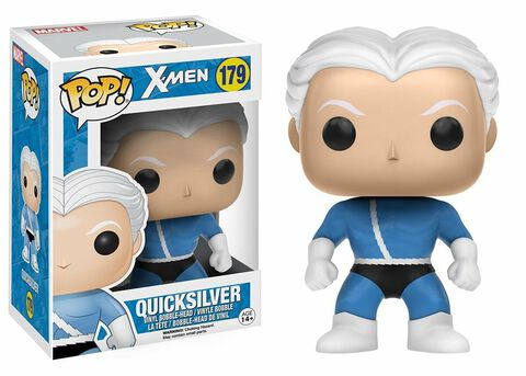 Figurine Funko Pop! N°179 - Marvel - X-men : Quicksilver