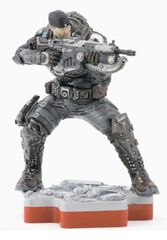 Figurine Totaku - Gears Of War - Marcus Fenix (exclu Gs)
