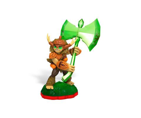 Figurine Skylanders Trap Team Bushwhack