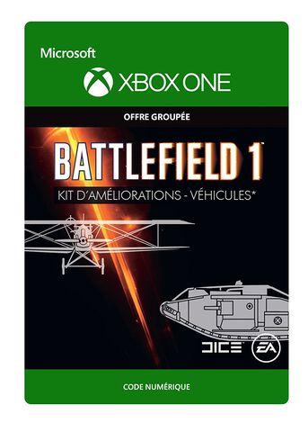 DLC - Battlefield 1 Kit Améliorations Vehicules - Xbox One