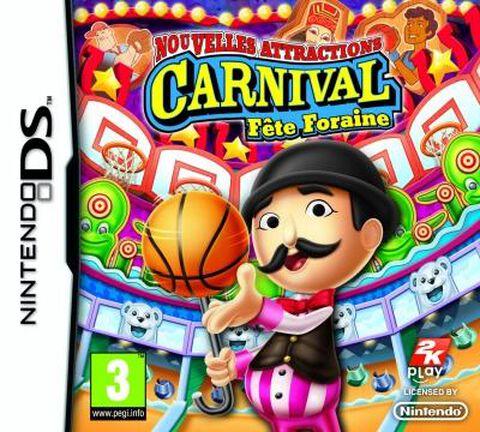 Nouvelles Attractions Carnival : Fête Foraine