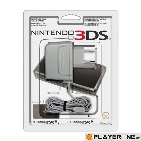 Bloc d'alimentation Nintendo 3DS (et DSi et DS XL)