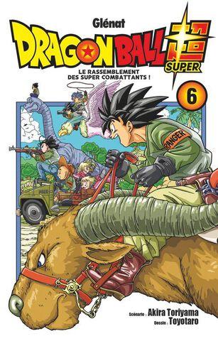 Manga - Dragon Ball Super - Tome 06