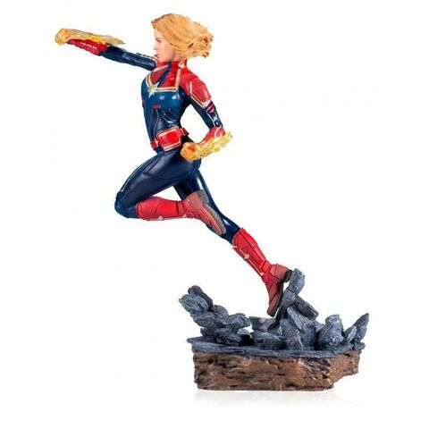 Statuette Iron Studio - Marvel Comics - Captain Marvel Movie 1/10