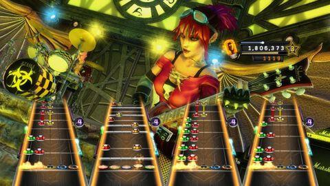 Guitar Hero, Warriors Of Rock