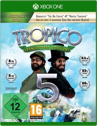 Tropico 5 - Penultimate Edition