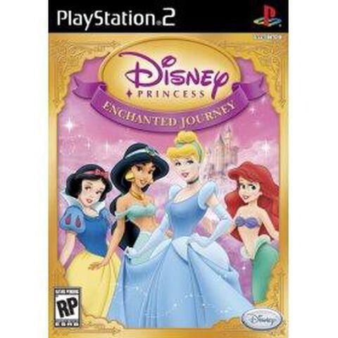 Disney Princesse, Un Voyage Enchanté