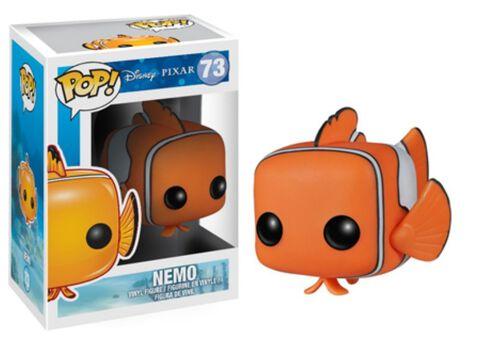 Figurine Funko Pop! N°73 - Finding Nemo - Nemo