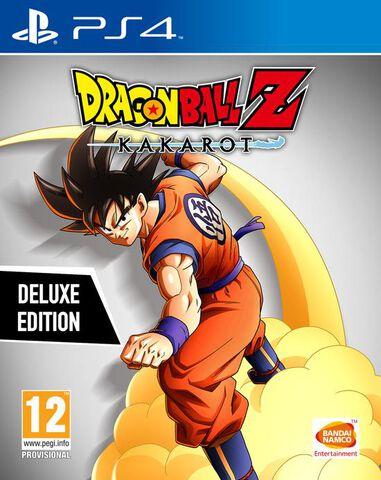 Dragon Ball Z Kakarot Edition Deluxe (exclusivité Micromania)