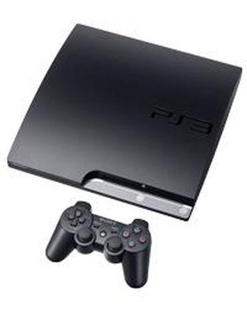 Playstation 3 - 120 Go (ps3 Slim)