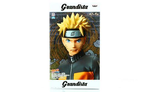 Figurine - Naruto Shippuden - Grandista Shinobi Relations Uzumaki Naruto