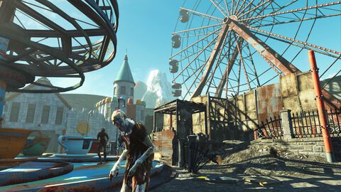 DLC - Fallout 4 Nuka-World PS4