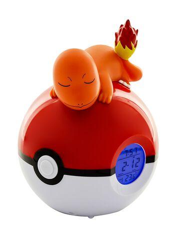 Radio-réveil - Pokémon - Salamèche