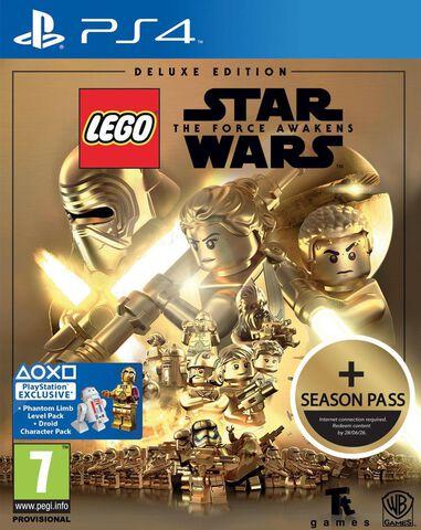 Lego Star Wars - Le Réveil de la Force - Deluxe Edition