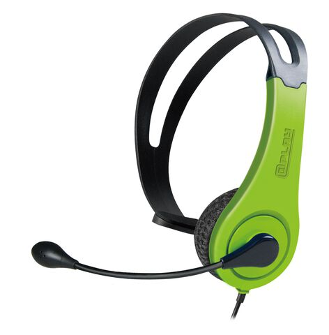 Plap - Casque de communication filaire @play pour Xbox 360