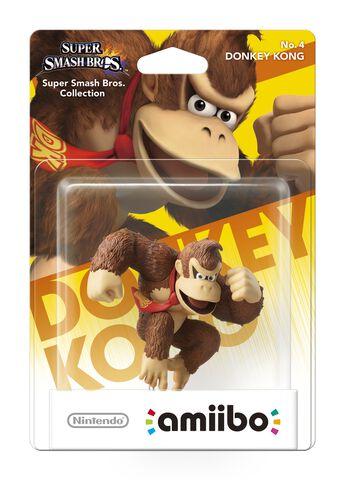 Figurine Amiibo Smash Donkey Kong