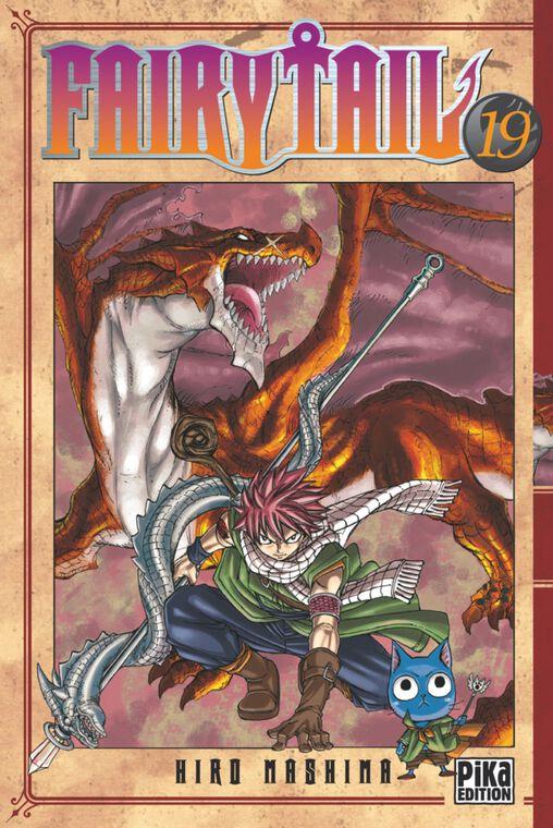 Manga - Fairy Tail - Tome 19