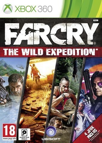 Compilation Far Cry Wild Expedition