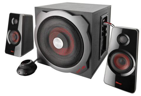 Enceinte Gaming TRUST GXT38 2.1 Ultimate Bass