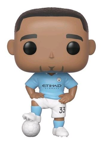 Figurine Funko Pop! N°13 - English Premier League - Man City Gabriel Jesus