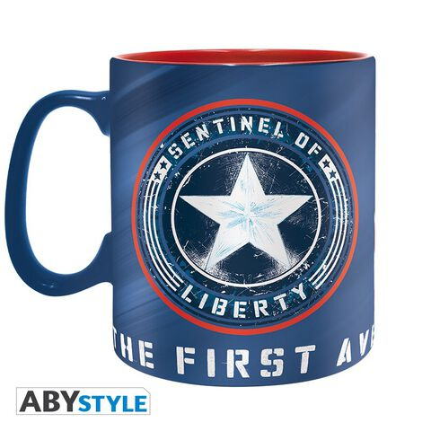Mug - Marvel - Sentinel of Liberty 460 ml