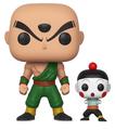 Figurine Funko Pop! N°384 - Dragon Ball Z - Twin Pack Chaozu et Tenshinhan