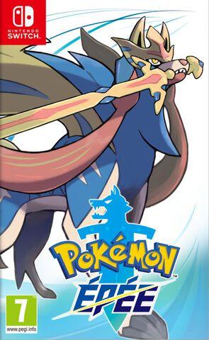 Pokemon Epée