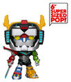 Figurine Funko Pop! N°471 - Voltron - Voltron - 15 cm