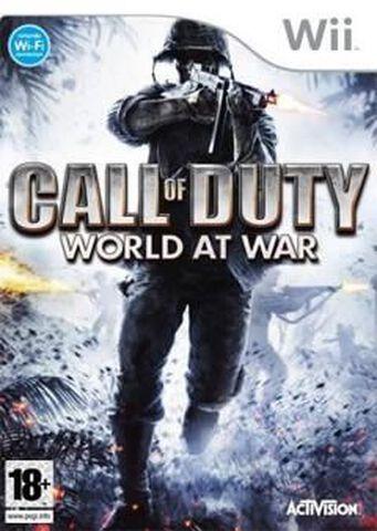 Call Of Duty, World At War