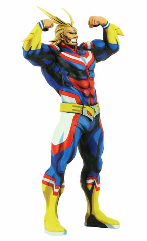 Figurine Grandista Manga - My Hero Academia - All Might